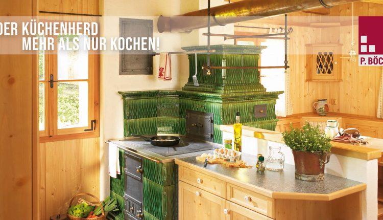 BOECKL-Kachelherd
