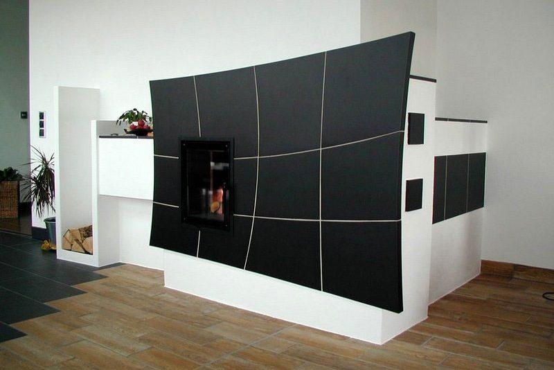 Kachelofen-Modern-Schwarz